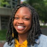 Camara Johnson : S-POWER/REU Program Coordinator